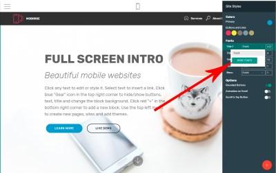 Mobirise 4.8.10 Serial Key + Crack 2019 Full Free Download