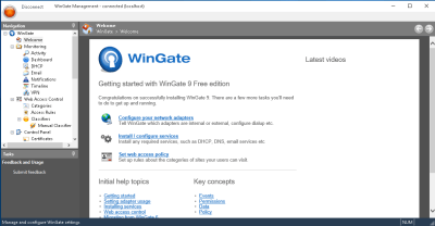WinGate 9.4.1 Crack With Keygen Full Version Free Download 2020