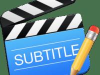 Subtitle Edit 3.5.9 Crack Mac + Keygen Free Download