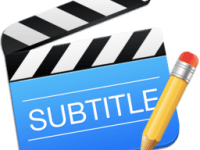 Subtitle Edit 3.5.9 Crack Mac + Keygen Free Download