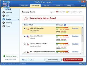 WinZip Driver Updater 5.31.0.14 Crack [Free Download] With Keygen