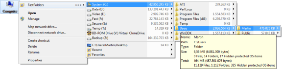 FastFolders 5.11.0 Crack With Serial Key Latest Version 2020