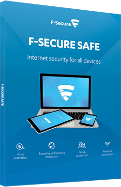 F-Secure Internet Security 17.9 Crack With License Key (Latest 2021)
