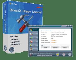 DirectX Happy Uninstall 6.86 Crack Plus License Code {Mac/Win}
