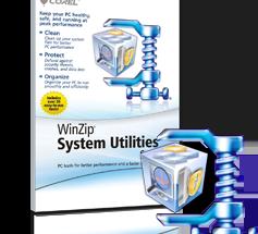 WinZip System Utilities Suite 3.9.0.24 License Key 2020 Plus Crack