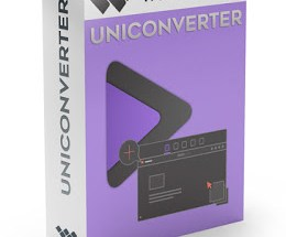 Wondershare UniConverter 12.0.5.4 License Key & Crack Latest 2020