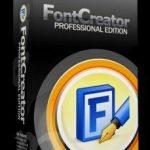 FontCreator 13.0.0.2683 Crack + Serial Code Full Torrent 2020
