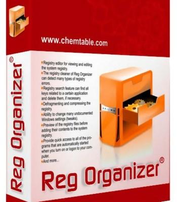 Reg Organizer 8.43 Crack with Keygen Free Download 2020