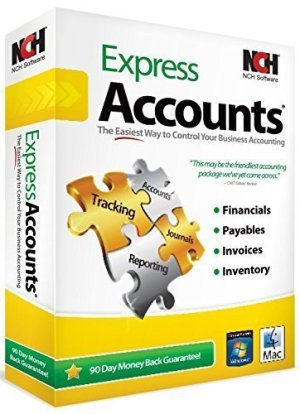 Express Accounts Accounting Software 7.03 With Serial Number