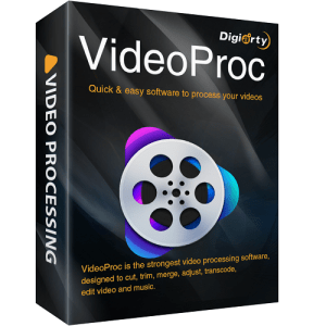 VideoProc 3.8 Crack Plus Serial Key Full Free Download 2020