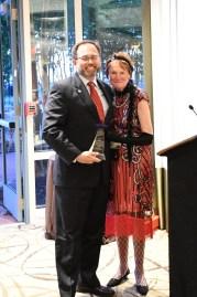 Ron Critzer DSA Winner Kevin Pogoda