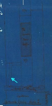 Steensma kassen noordzijde 1913