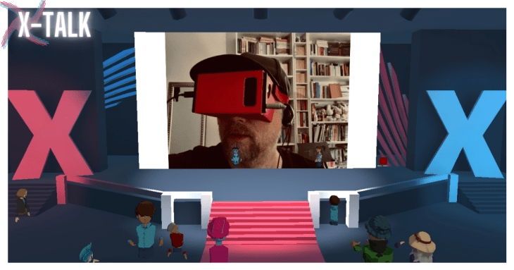 X-TALK April 2021 Theatre and Storytelling in VR