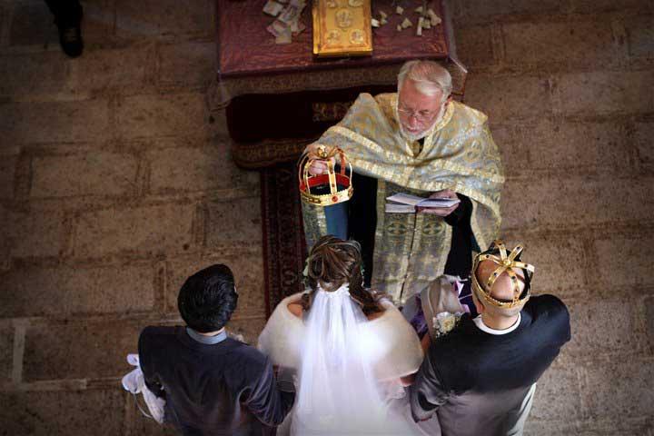 Macedonian Religious Family Gatherings