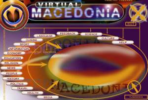 Virtual Macedonia Home Page 2001