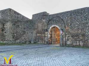 The Upper Gate of Samuel's Fortress