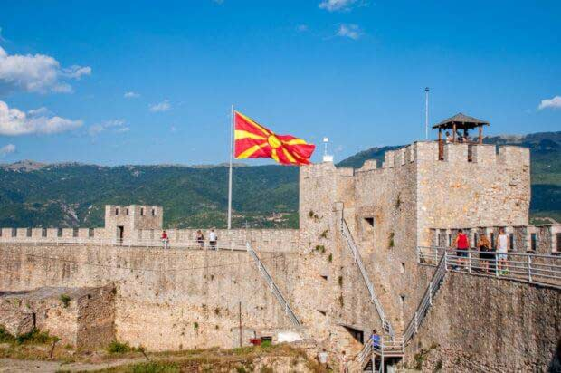 The Ilinden insurrection and Ohrid – History of Ohrid