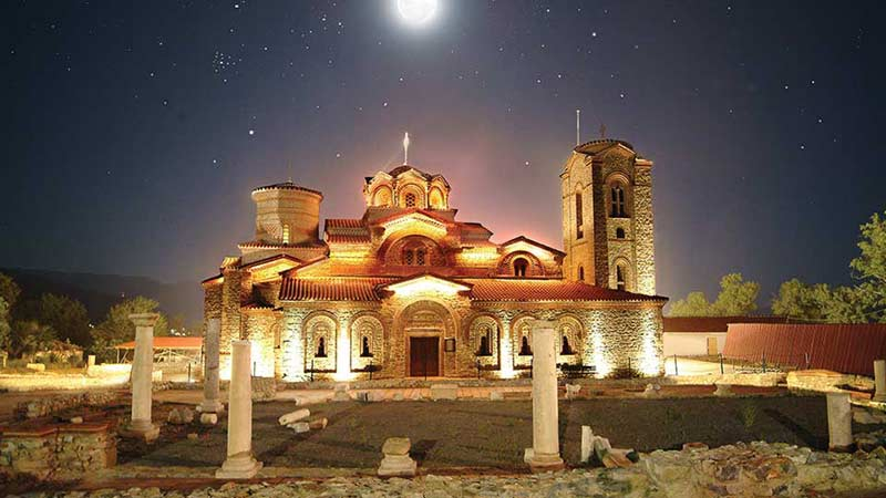 Macedonian Autocephalous Orthodox church – History Of Ohrid