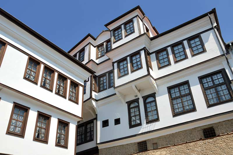 Architecture and art prior to the XX century – History of Ohrid