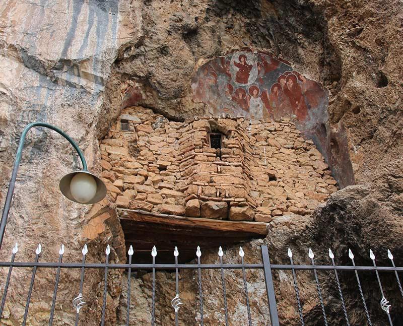 St Archangel Michael Radozda, Exterior View.