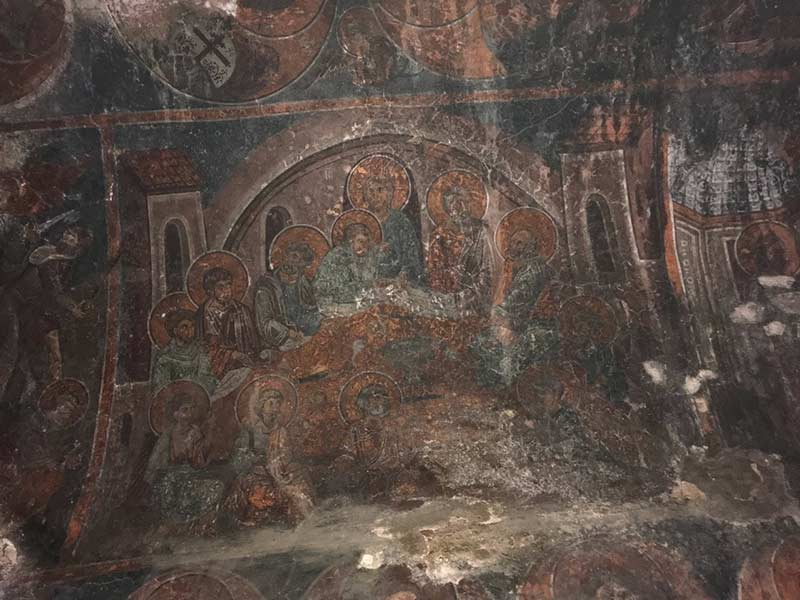 St Archangel Michael - Last Supper