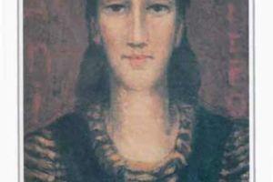 Fani Politeo Portrait 1933