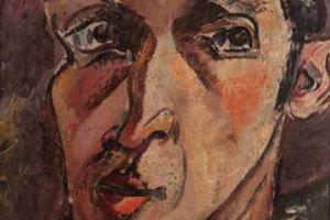 Nikola Martinoski - Self-portrait - Автопортрет - 1931