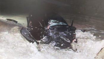 двое человек скончались после дтп - смертельное дтп под саратовом - фото дтп