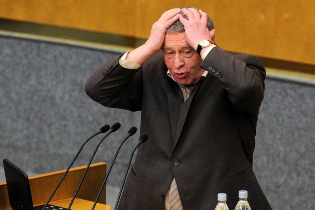 жириновский предложил ввести - подслушано