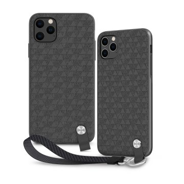 Moshi Altra Case Detachable Wrist Strap iPhone 11 Pro - Shadow Black Price  in Pakistan