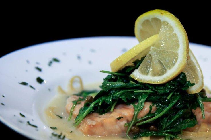 salmon dinner in wilmington de