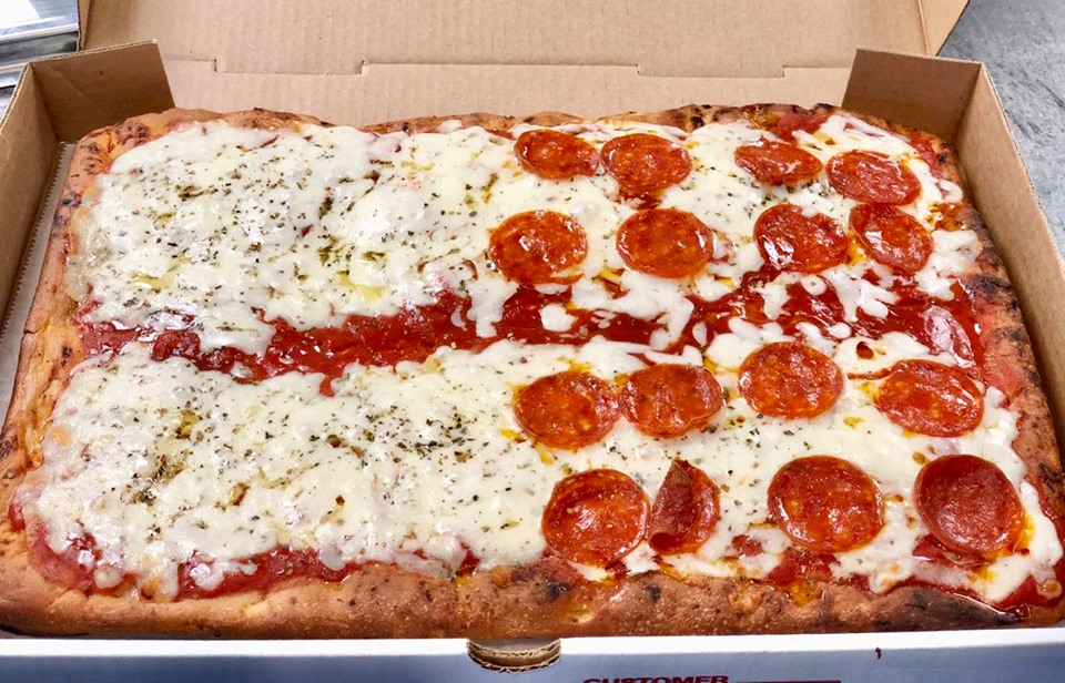 Sicilian Pizza in Wilmington DE 2020