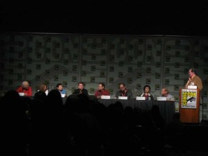 Cartoon Voices Panel I