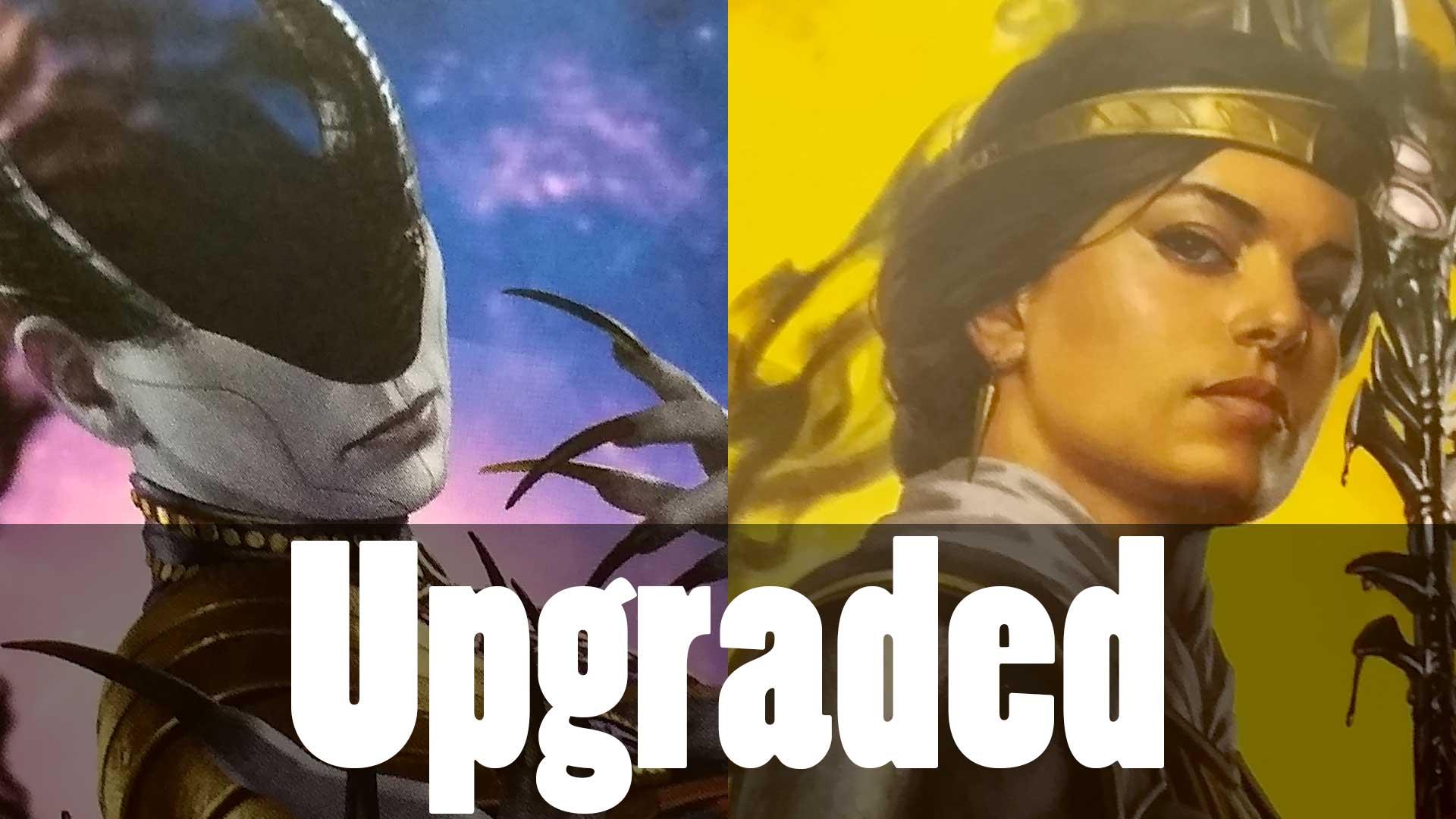 Ashiok and Elspeth Planeswalker Decks Get an Upgrade