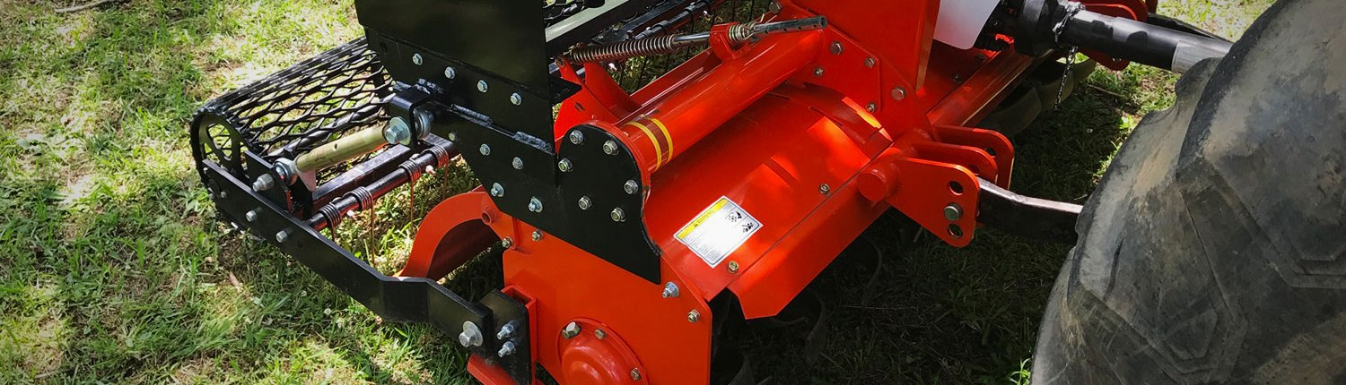VMC PowerSeeder™ - A true one-pass seeder. Built to handle the toughest conditions.
