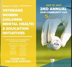 2nd Annual Community Cup