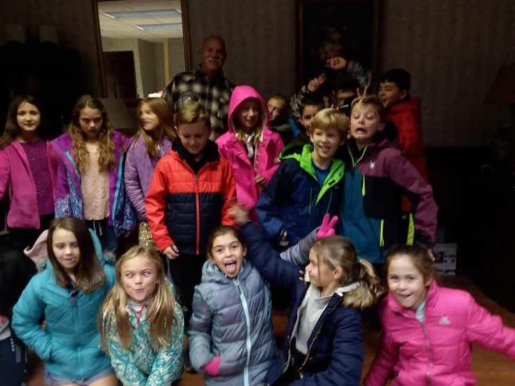 1st grade class of fairview elementary-2