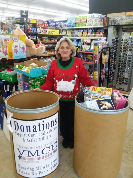 Dollar General Toy Drive Barrles Need Filled
