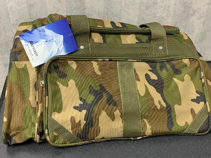 Everest Camo Tote Bag