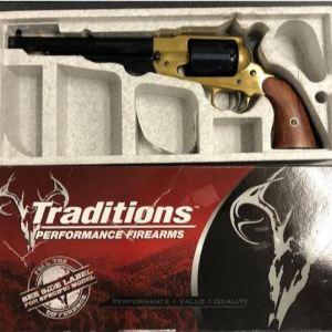 1858 Remington New Army .44 Cal. Black Powder Revolver