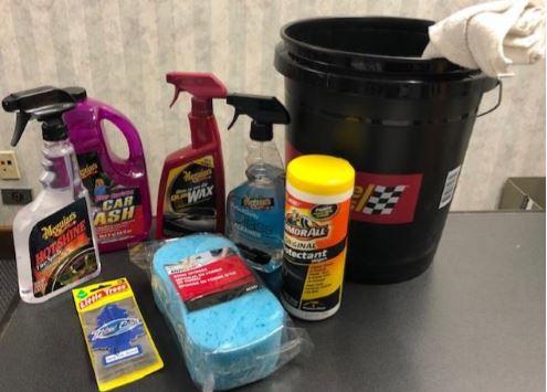 Bucket of Misc. Auto Items