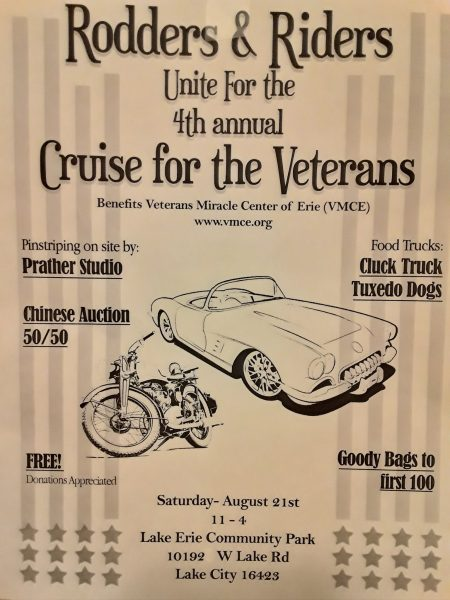 4th Annual Cruise For Vets