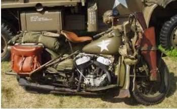 WW1 Military Bike