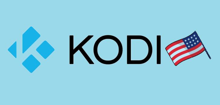 Is Kodi legar in the USA