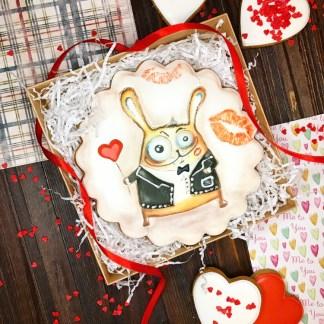 Пряники на День всех влюбленных. Коллекция 2021