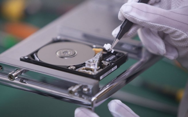 Data Recovery Experts