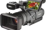 New HD Camera - HDR-FX1