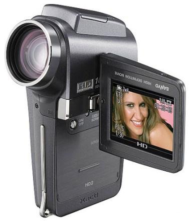 Camera Sanyo Xacti VPC-HD1