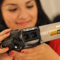 Rent HD video camera