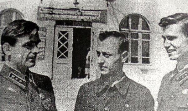 начальник Днепропетровской железной дороги и начальник детской железной дороги
